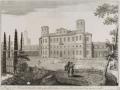 Marcantonio Dal Re (incisore), Prospetto del Palazzo di Cinisello - ReGiS