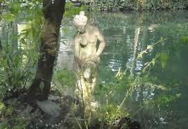 parco sola cabiati statua