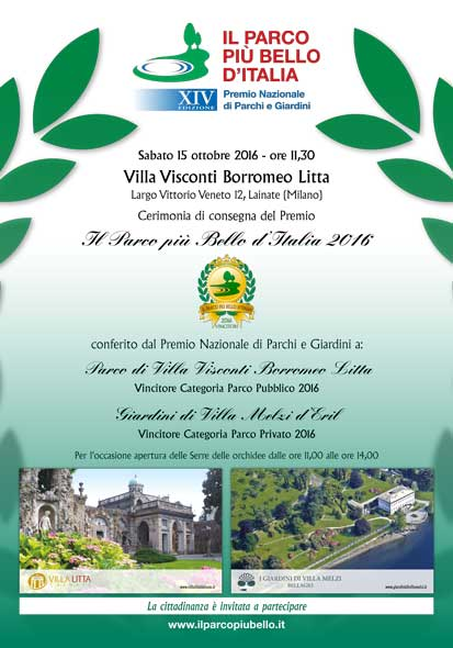 cerimonia villa litta parco più bello 2016